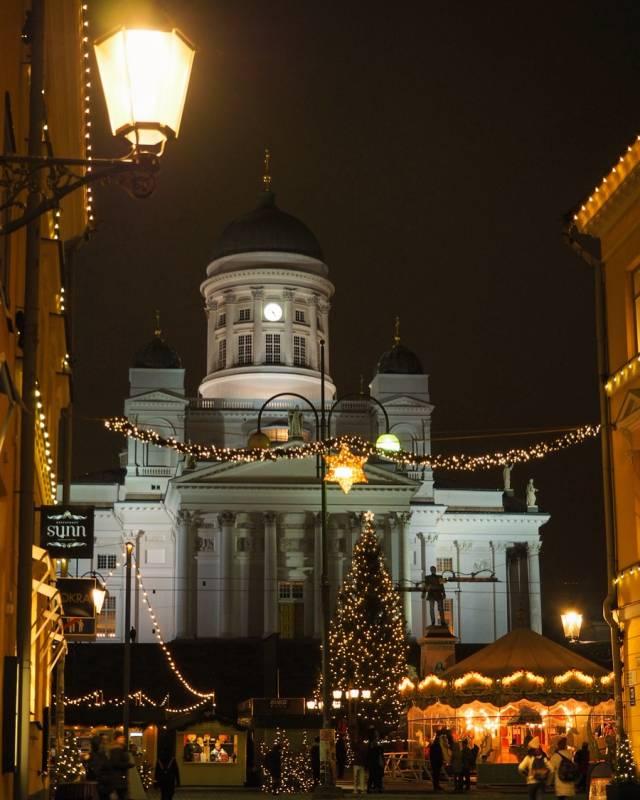 Norden Weihnachtsmarkt 2019.Helsinki Zur Vorweihnachtszeit Nordlandfieber